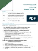 Naveen Kumar_Junior Marketing Executive