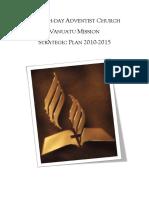 VM Strategic Plan 2010 2015