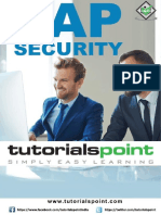 Sap Security Tutorial