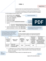 Provident Fund Nomination Form Single (2)