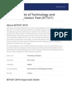 BITSAT Brochure.pdf