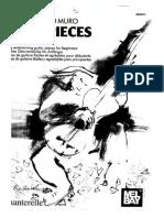 Guitarra Clássica] Juan Antonio Muro - Basic Pieces (Vol 1)