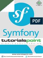 Symfony Tutorial
