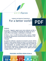 ECOform - For a Better World!!