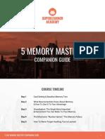 5 Day Memory Mastery Companion Guide_V2