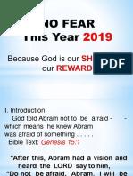 No Fear 2019