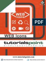 Web Icons Tutorial