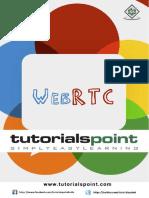 Webrtc Tutorial