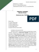 Sentencia del Supremo a Mas, Ortega y Rigau