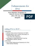 5 - BGP for IPv6