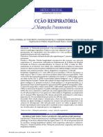 Infecção Respiratoria por Clamidia Pneumoniae