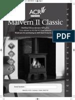 Current Malvern Manual Mal2classic 0916 1 Print 58128