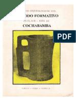 _Brockington, Donald y otro ESTUDIOS ARQUEOLÓGICOS DEL PERIODO FORMATIVO EN EL SUR ESTE DE COCHABAMBA 1995.pdf