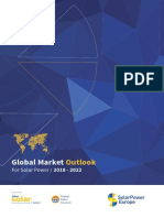 Global Market Outlook 2018 2022