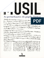 Robert Musil - As Perturbações Do Pupilo Törless