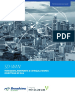 Dpdk With Kni Pushing the Performance of an SDWAN gateway to Highway