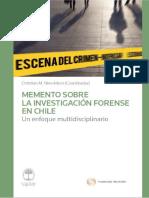 Memento Sobre La Investigación Forense en Chile