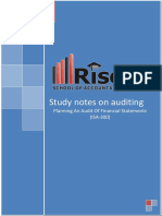 planning an audit of financial statements8888888.docx