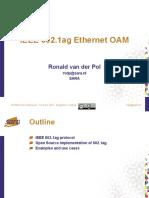IEEE 802.1ag Ethernet OAM