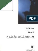 2003,A Satan Emlekiratai (.Zauner)