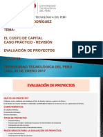 Evaluacion de Proyectos Van y Tir