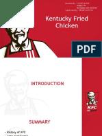 Kentucky Fried Chicken 1