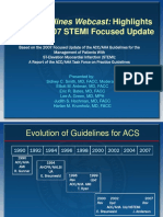 ACC-Guidelines-Webcast-Highlights-from-the-2007-STEMI-Focused-Update.ppt