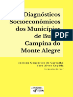 Diagnosticos Socioeconomicos Dos Municip