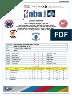 Jr. NBA Mirandela 1ª Jornada