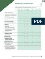 Cuestionario Clinico PQ