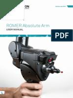 H00002006-ROMER Absolute Arm Manual V4.10.1.178_En