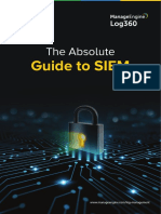 Guide to SIEM