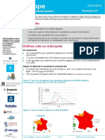 Bulletin Grippe S03 - Santé publique France