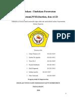 Trakeostomi, WSD, Suction, dan AGD.doc