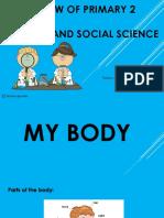 Repaso de 2º de Primaria. Natural and Social Science
