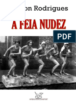 RODRIGUES, Nelson = Feia nudez