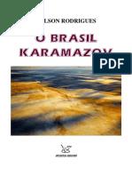 RODRIGUES, Nelson = Brasil Karamazov