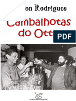 RODRIGUES, Nelson = Cambalhotas do Otto