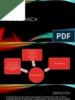 Bioquímica presentacion