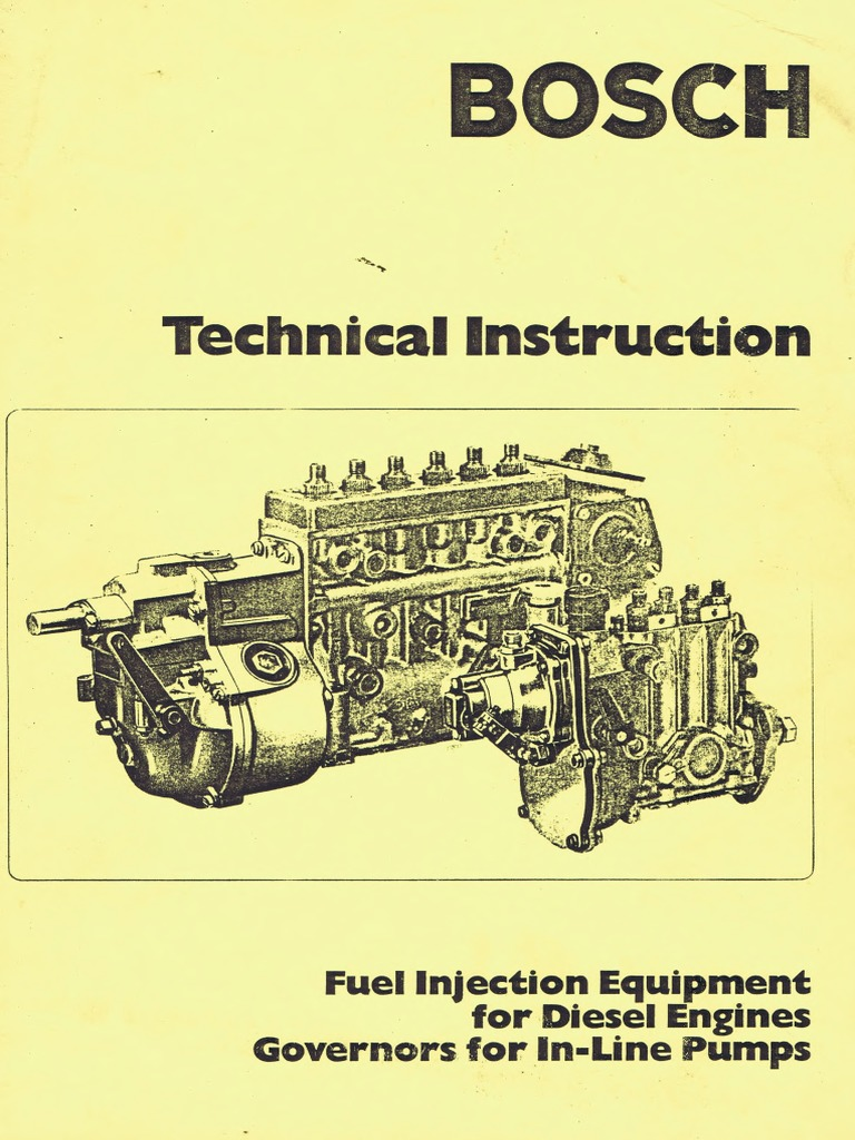 Technical Instruction: Bos H
