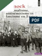 Nationalisme, Antisemitisme et - Michel Winock.pdf