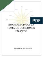 Programa Toma Decisiones 4ºeso