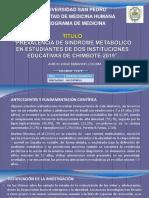 Modelo Presentación Proyecto Invest.