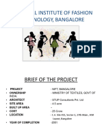 Bangalore Nift Casestudy