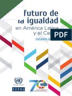 el futuro de la igualdad en america latina y el caribe
