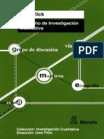 Flick - El diseño de la investigacion cualitativa.pdf