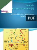 3 Sinapsis.(4)Nuerotrasmisores
