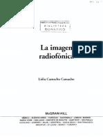 Camacho Lidia - La Imagen Radiofonica PD