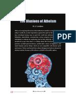 The Illusions of Atheism - Jawzi Lardjane