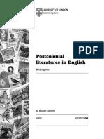 100 Postcolonial Sg